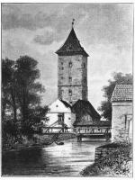 Malostranská Petržílkovská vodárna z roku 1870