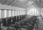 Hlavní čerpací stanice v Káraném z roku 1912
