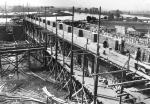 Stavba káranské vodárny