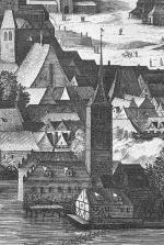 Štítkovská vodárna z roku 1606