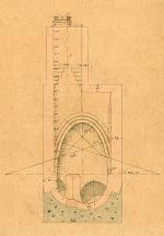 plán kanalizace W. H. Lindley